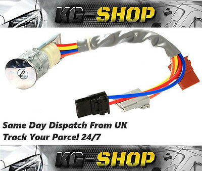 Ignition Starter Barrel Lock Peugeot Expert , 106 Mk2  , Partner , 806 New !!!