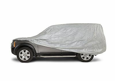 Lightweight Outdoor/Indoor Car Cover for Landrover 110