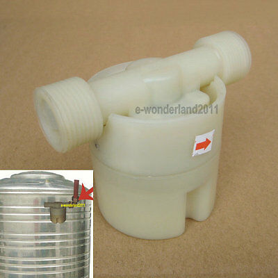"3/4"" automatic water level control valve, water tower water tank float valve"