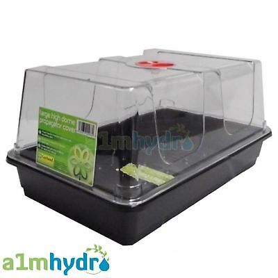 Garland Large High Dome Seed Cuttings Propagator Shatter Resistant Hydroponics