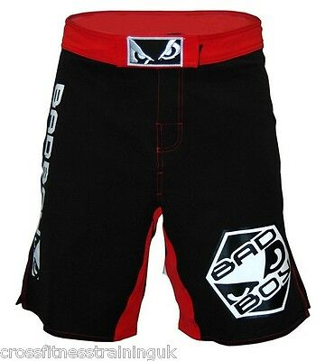 Bad Boy Legacy Short - Black and Red