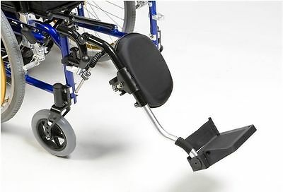 Elevated wheelchair legrest footrest for Drive Medical / Enigma wheelchairs