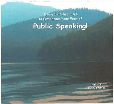Hypnosis CD for Confident Public Speaking, Overcome your fears!