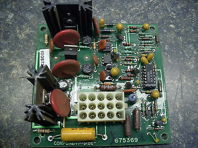 L-Tec675369 Rev A Pc Board Is Repaired With A 30 Day Warranty