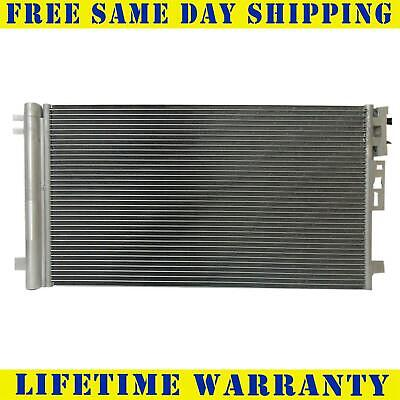 4718 Ac A/c Condenser For Chevy Saturn Fits Cobalt Ion 2.0 2.2 2.4 L4 4Cyl