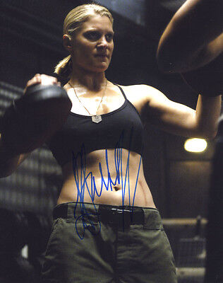 KATEE SACKHOFF In-Person Signed Photo w/ SuperStars Gallery (SSG) COA - PROOF c