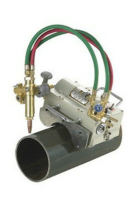 Magnetic Tunnel Pipe Torch Gas Cutting Machine Cutter CG2-11