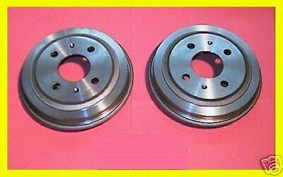 FIAT 600 D / 600 E - Coppia Tamburi Freno / Brake Drums