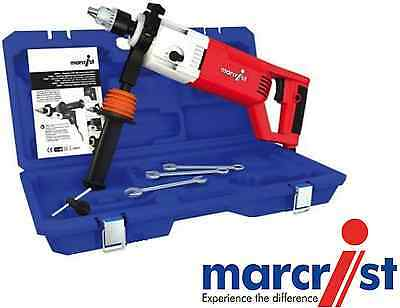 Marcrist DDM1 Hand Held Dry Diamond Core Drilling Drill 240V 1200W 2 Speed