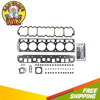 Head Gasket Set Fits 99-03 Jeep Grand Cherokee Cherokee Wrangler 4.0L