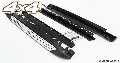 For BMW X5 E70 2007 - 2013 Side Steps Running Boards Set