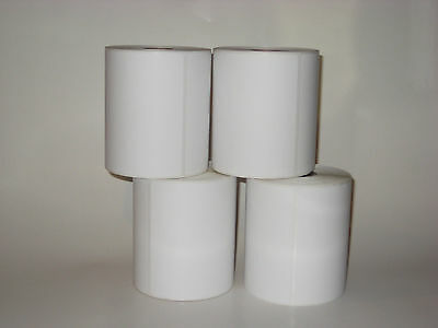 4 Rolls 250 4x6 Direct Thermal Labels Zebra 2844 Eltron 1000 Labels FreeShipping