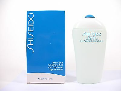 Shiseido After Sun Soothing Gel   150ml  / 5 oz  -   New In Box