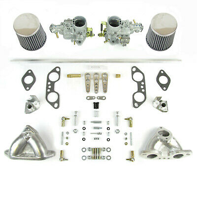 Genuine Weber 34 ICT carb kit  jetted for VW aircooled T4 engine 1700-2000cc