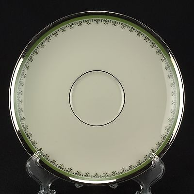Pickard Marquis Saucer Hand Decorated FLAWS