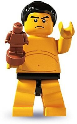 LEGO 8803 Sumo Wrestler Collectible Minifigure Series 3 UFC MMA NEW & SEALED