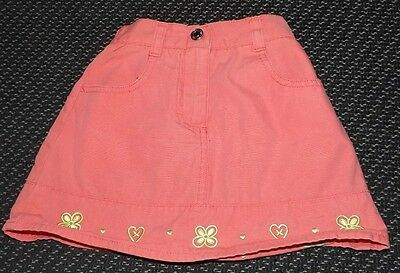 """Young Dimension"" Girl's Coral Skirt 2-3 Years"