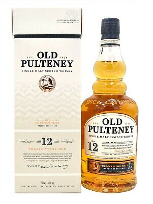 Old Pulteney Whisky 12 Jahre 0.7l
