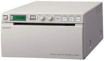 Sony UP-D897MD Digital Printer, One Year Warranty, Great Condition!