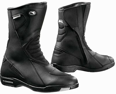 Forma Touring motorcycle boots, mens, black, all sizes, waterproof, road, street