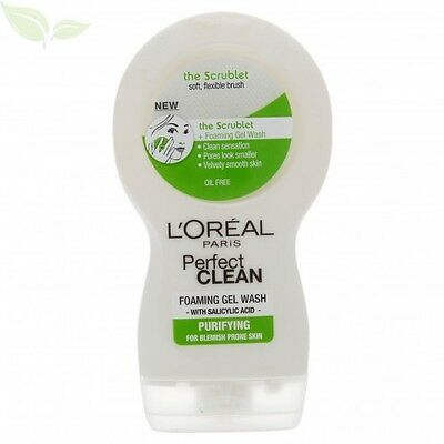 L'Oreal Perfect Clean Foaming Gel Wash Purifying- for blemish prone skin 150 ml