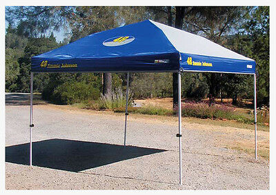 NASCAR 10'X10' CANOPY - Your favorite driver - Great for tailgating - Heavy Duty