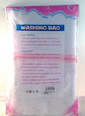 Laundry Mesh Washing Bags Protect Delicate Wash Bag for Clothing 60X70 cm Large