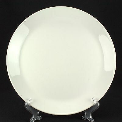 HARD TO FIND Johnson Brothers Snowhite Dinner Plate England Ironstone 2R B
