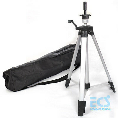 Cosmetology Mannequin Tripod for training head doll ~ stand holder w/ Carry Bag