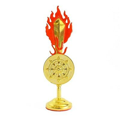 Feng Shui Magic Wheel with Flaming Sword