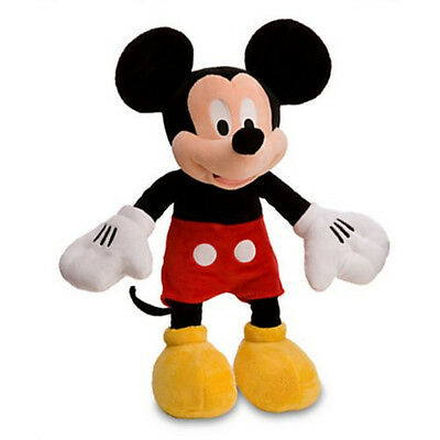 """MICKEY MOUSE Soft PLUSH DOLL Toy 15"""" Best  Gift  Idea"""