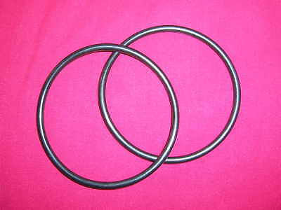 2 Rubber Motor Drive Belts Fits Lots Of Sewing Machine Singer/jones/harris/alfa