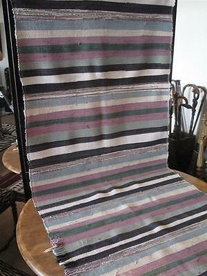 Old Turkish Village Rag Kilim …used widely through out Turkey...