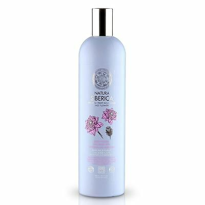 Natura Siberica Foam Bath Daurian SPA, Nutrition and Hydration 550ml