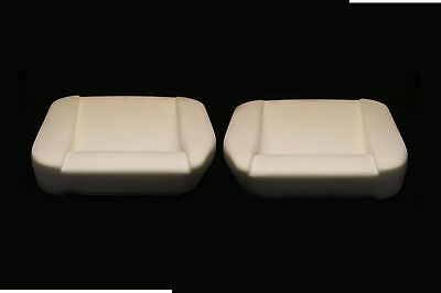 Jaguar E-Type Xke Series 1 Or Series 2 Pad Cushions Set New (Left & Right)