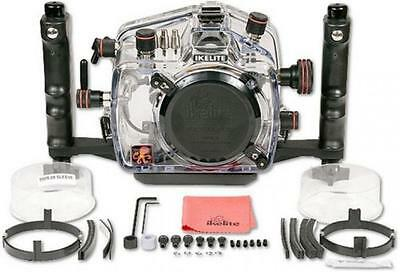 Ikelite Underwater Digital Camera Housing for Canon 5D MkII Great for Scuba