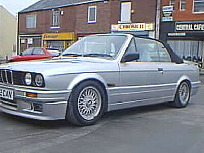 BMW E30 M-Tech 2 Side Skirts and Door Pods 8 Piece Cabriolet/Coupe - Brand New!