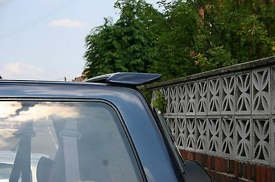 Mitsubishi Shogun Mk2 Rear Boot Tailgate Roof Spoiler/Wing 1991-1999 -Brand New!