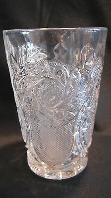 Early American Pattern Glass Westmoreland #575 Water Tumbler