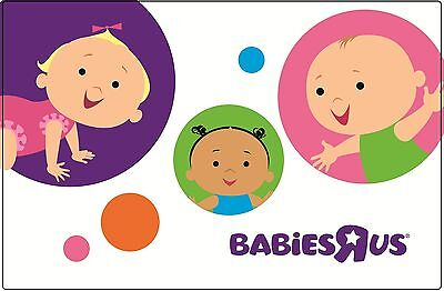 Babies R Us Gift Card $25/ $50/ $100