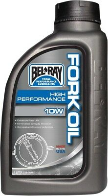 Bel-Ray 10W High Performance Fork Oil 99320-B1LW 44-4082 3609-0043 840-1021