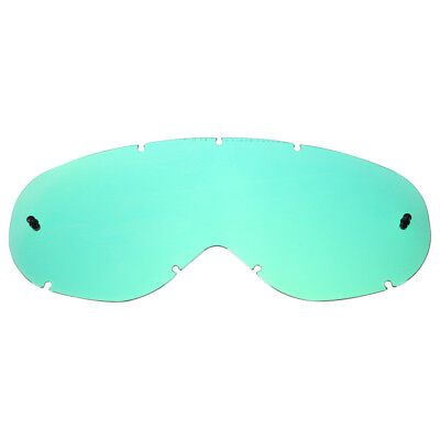 Dragon NEW MDX Green Ionized AFT Mx Motocross Goggle Tinted Replacement Lens