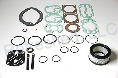 234 Ingersoll Rand Ir Rebuild Tune Up Kit Parts Air Compressor