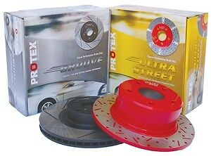 Protex Ultra Front Brake Disc Rotor Holden Hq Hj Hx Hz Wb A9X