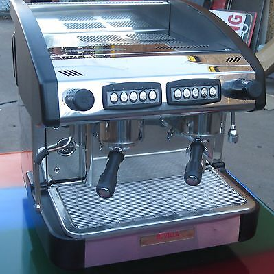 2 Group New Elegance Novella Espresso Machine