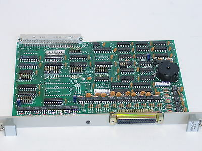 Aval Data Vme-520 Mcf-16 Output Board