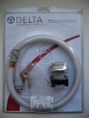 Delta RP31612 Universal Spray & Hose Replacement Kit