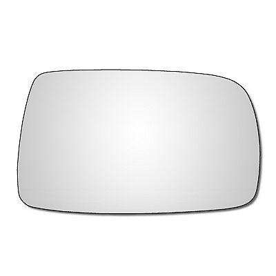 Toyota Yaris wing mirror glass 1999-2005