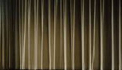 NEW Stage Curtain~ 7.5 X 20  NFR  Black Backdrop~FREE SHIPPING~More Sizes