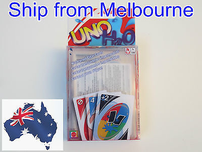 UNO H2O Waterproof card games ** BRAND NEW ** Ships from Melbourne